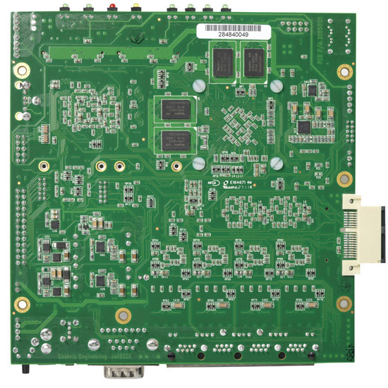 net6501 board - back